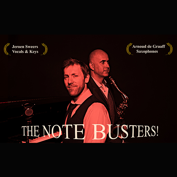 Sax and keys - The Note Busters